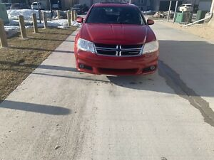 2013 Dodge Avenger Sxt,4cylinder,New Safety,Low Kms