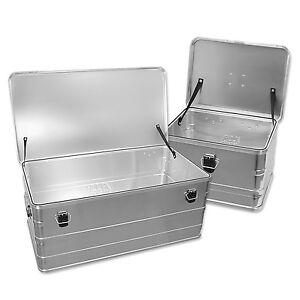 Alukoffer-Aluboxen-Lagerboxen-Alukisten-Kisten-verschiedenen-Groessen-C-Serie