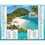 Calendrier-2021-La-Poste-Almanachs-PTT-35-References-Divers-Animaux-Paysages miniature 42