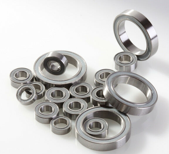 Team Losi TLR 22-4 2.0 Ceramic Ball Bearings by World Champs ACER Racing ABEC 5