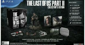 The-Last-Of-Us-Part-2-COLLECTORS-EDITION-Playstation-PS4-With-Preorder-BonusCode