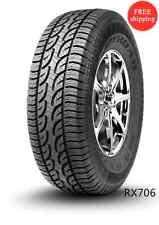 4 New LT245/75R16 E/10 120/116S - JOYROAD A/T A/S SUV RX706 Tires LT 245 75R16