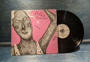 PUKKA ORCHESTRA, SELF TITLED - LP VG+