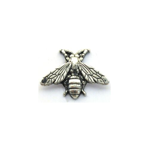 Worker Bee Metal Lapel Pin Badge Manchester MCR Gold//Silver BNWT//NEW Gift