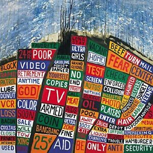 Details about RADIOHEAD-HAIL TO THE THIEF (UK IMPORT) CD NEW