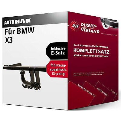 13 poliger spezifischer Jaeger Automotive E-Satz für BMW X3 F25