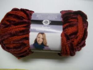 1 Loops & Threads Yarn Color Purple Haze New | eBay