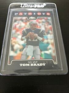 2008-Topps-Chrome-Tom-Brady-NFL-MVP-New-England-Patriots-MINT