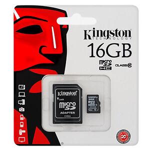KINGSTON-SCHEDA-DI-MEMORIA-MICRO-SD-16GB-CLASSE10-SDHC-MICROSD-SMARTPHONE