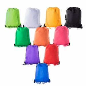 Image Is Loading Mato Amp Hash Drawstring Bags Bulk Packs Cinch