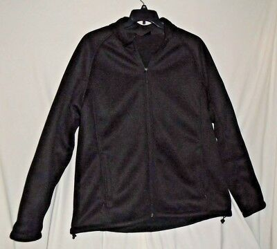 Zeroxposur Mens Size Xxl Poly Zxblk Zx Sweater Knit Jacket