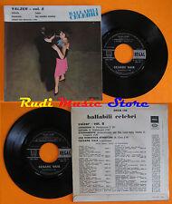 LP 45 7'' CESARE VAIA Valzer vol.5 BALLABILI CELEBRI Ciribiribin cd mc dvd vhs