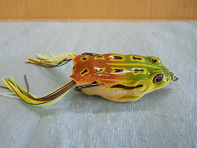 NEW RATTLE FROG HOLLOW BODY TOP WATER LURE F21