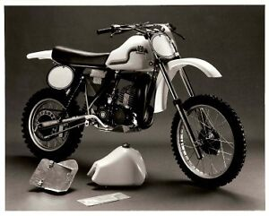 1982-Husqvarna-250-conversion-original-8x10-Press-Photo