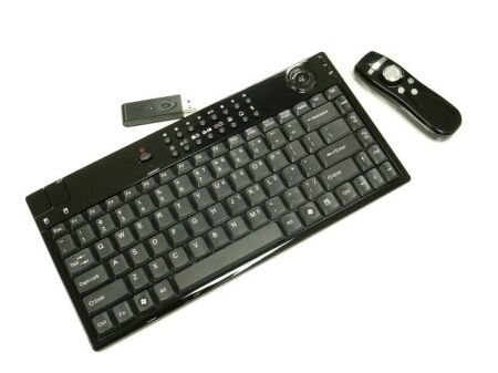 f7c9d72cba4 Buy iOne Gemini P29mt Wireless Keyboard W/ Trackball Remote online | eBay