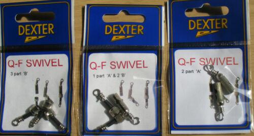 Dexter Quick Fix émerillons x 5