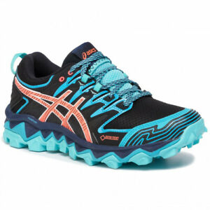 Details about Asics GEL-FujiTrabuco 7 G-TX Womens Gore-Tex Trail Running  Shoes size US 8