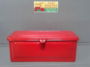 AgréAble Ferguson Tool Box-afficher Le Titre D'origine
