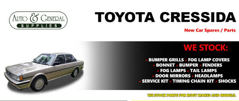 Toyota Cressida 1983 Parts and Spares For Sale.