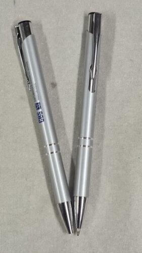 """mit Werbung, Aluminium silber 299B-silb 50 x Kugelschreiber /""""Comfort/"""""""
