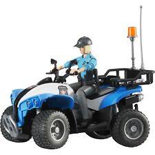 Bruder Ersatzteil für Polizei Quad 63010 Blaulicht  Bworld