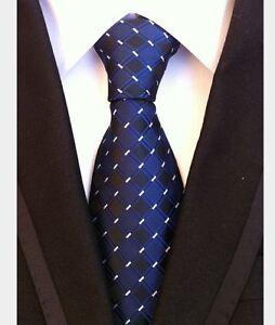 Oferta-Nuevo-Azul-Rayas-en-Blanco-para-Hombre-Corbata-Seda-Chino-traje-de-boda-de-Superdry-de