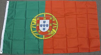 3X5 PORTUGAL FLAG PORTUGUESE FLAGS NEW BANNER SIGN F163