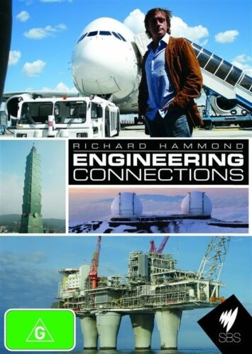 1 of 1 - Engineering Connections [ DVD ] Multi Region, LIKE NEW, fAST  pOST...7579