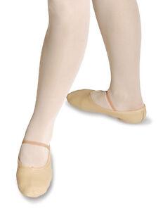 Roch Valley Ofelia Rosa Cuero Zapatos De Ballet Danza (9sm - 1)