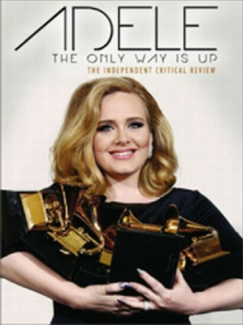 Adele: The Only Way Is Up DVD (2012) BRAND NEW SEALED FREEPOST