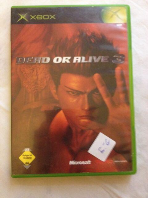 X box Spiel,     Dead or Alive 3,   ab 12 Jahre