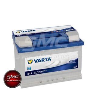 BATTERIA-AUTO-VARTA-E11-74AH-680A-DI-SPUNTO-POSITIVO-A-DESTRA-574012068