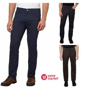 NEW-Weatherproof-Vintage-Men-039-s-5-Pocket-Journey-Pant-Size-amp-Color-VARIETY
