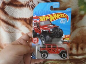 CLOSEOUT-SALE-Imported-From-USA-Hotwheels-039-17-Jeep-Wrangler