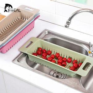 Kitchen sink rack drain holder multifunction plastic dish cutlery image is loading kitchen sink rack drain holder multifunction plastic dish workwithnaturefo