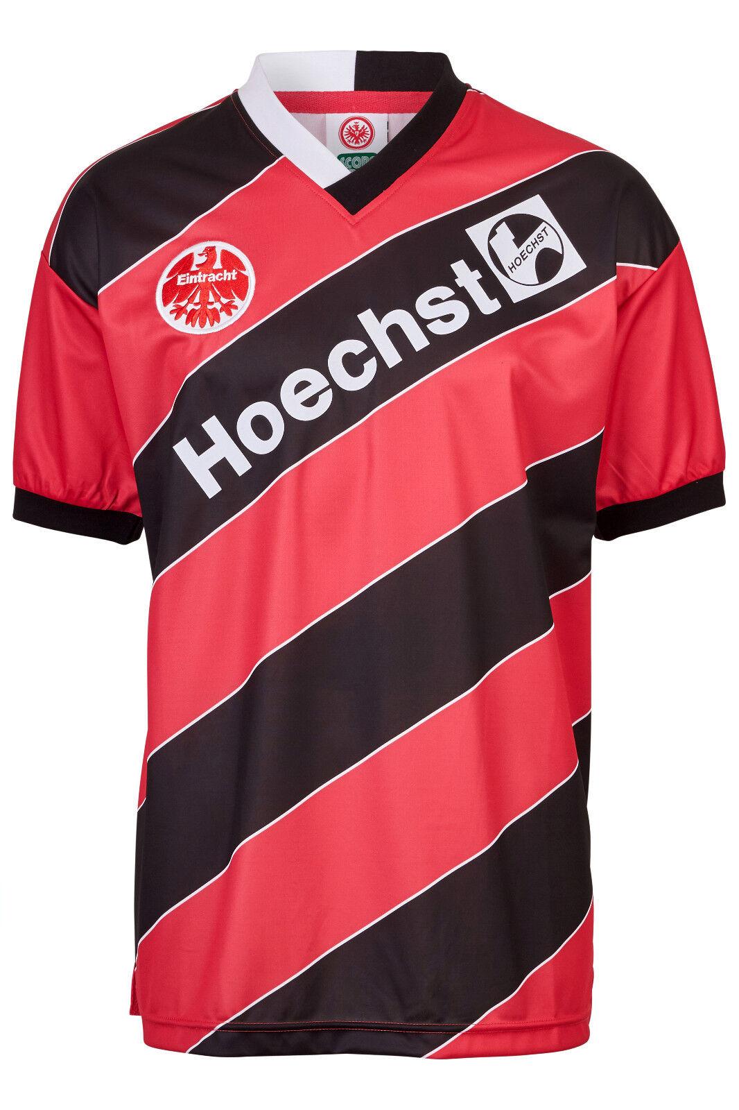 Eintracht Frankfurt Retro Trikot 1988 Home