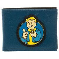 Fallout Men's Bi-fold Wallet - Brand Licensed