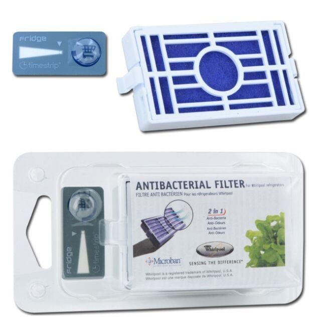 Antibakterien Kühlschrank Filter Whirlpool Hygiene Luftfilter