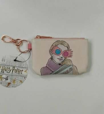 Loungefly Harry Potter Luna Lovegood Watercolor ID Holder