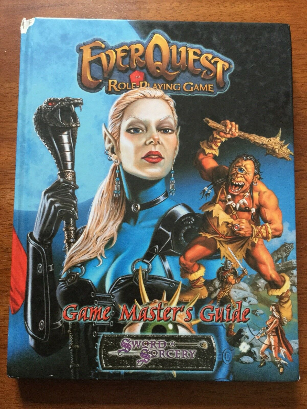 EverQuest Role-Playing Game - Game Master's Guide