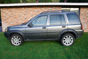 2004 Land Rover Freelander SE