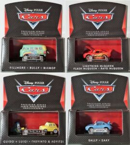 Autos Mattel Disney Pixar Cars 3 Diecast Auto Precision Series Sally Neuware New