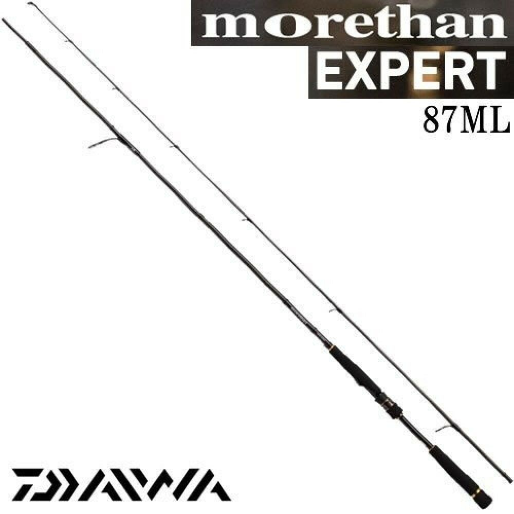 Daiwa Seabass Rod Spinning Morethan Expert AGS 87ML Fishing Pole From Japan