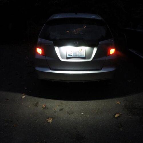 Alla 3652 194 4-LED License Plate//Tag Light Bulb|Interior Map Light Bulb|Parking