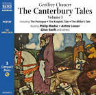 The Canterbury Tales: v. 1 by Geoffrey Chaucer (CD-Audio, 2004)