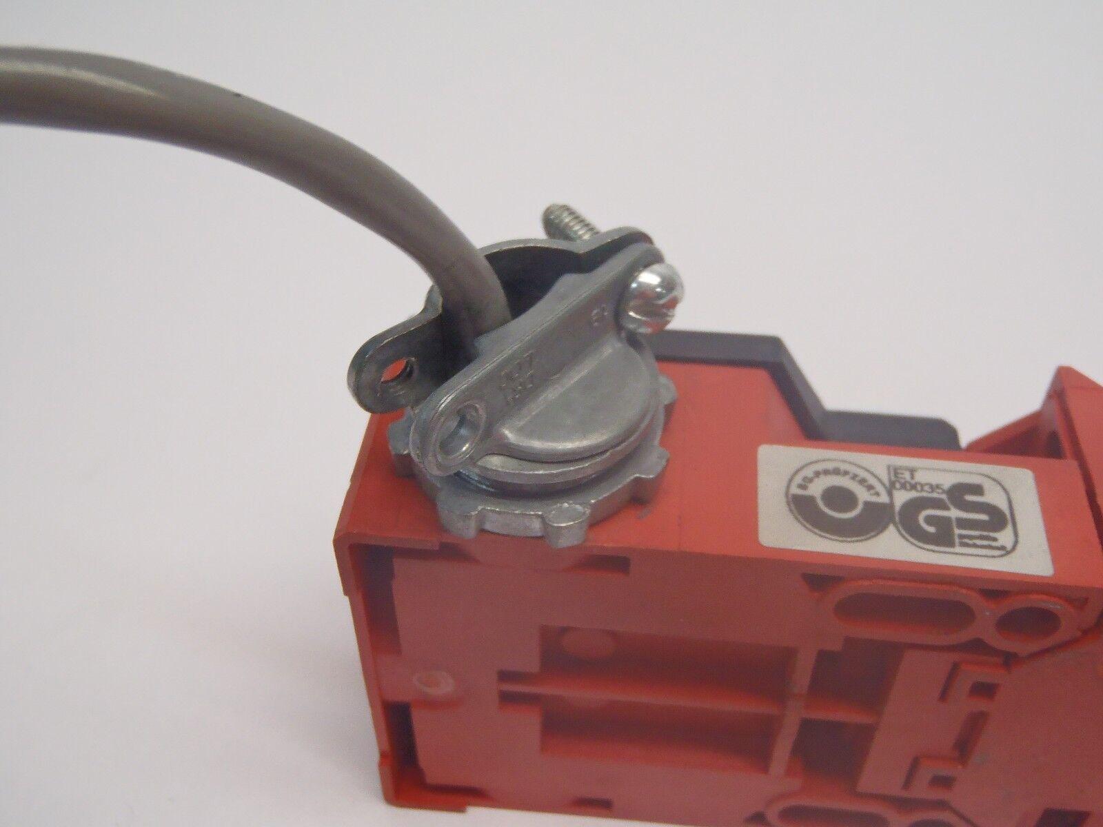 Warner Bernstein SK-U1Z M Safety Switch Interlock 10A 500V AC