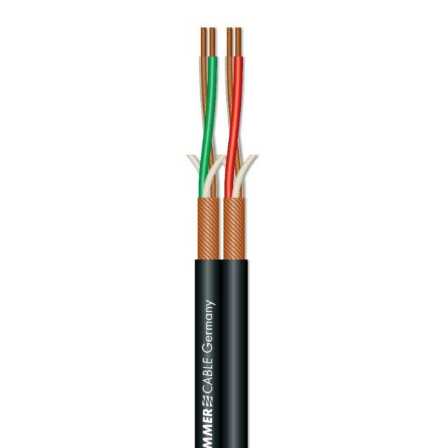 Meterware Sommer Cable Patch-Kabel & Mikrofon-Kabel SC-Peacock MKII 853971