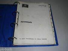 Ersatzteilkatalog Teilekatalog Spare Parts Catalogue DAF 22 23 30 31 32, 07/1971