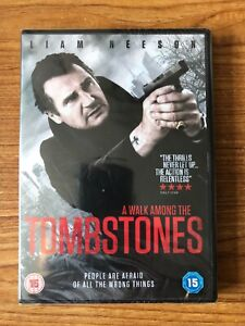 A-Walk-Among-The-Tombstones-DVD-Brand-New-Sealed