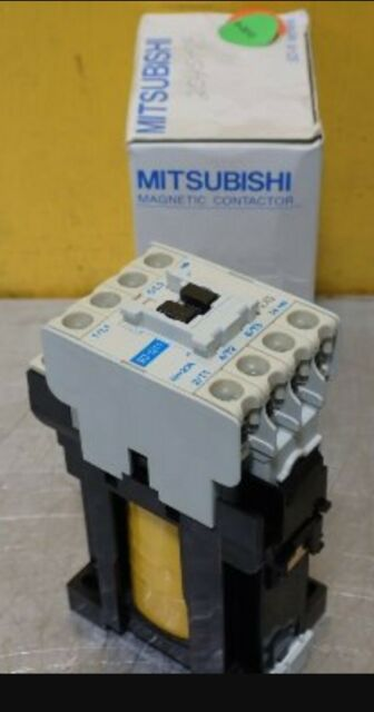 Mitsubishi Sd-n11cx Magnetic Contactor 24v for sale online